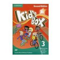 Kid's Box Second Edition 3 Interactive DVD (NTSC) with Teacher's Booklet (9781107696914)