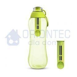 Butelka filtrująca 0,7l limonkowa + dodatkowy wkład marki Dafi