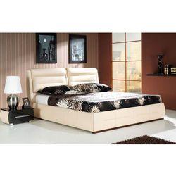 Łóżko tapicerowane Apollo Relax z pojemnikiem na pościel