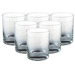 Krosno / premium krista Krosno krista finesia szklanki do whisky 300 ml 6 sztuk