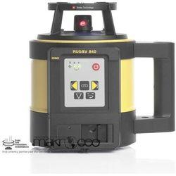 Niwelator Laserowy Leica Rugby 840 + Rod-Eye 180 Digital RF + RC400 z kategorii Niwelatory