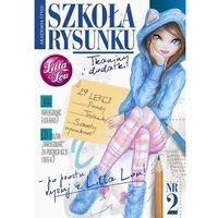 Lilla Lou Szkoła rysunku Tkaniny i dodatki + zakładka do książki GRATIS (9788328024571)