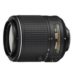 Nikon AF-S 55-200 mm f/4,0-5,6G ED DX VR II - produkt w magazynie - szybka wysyłka! z kategorii Obiektywy fot
