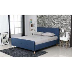 Aksamitne łóżko Carmen
