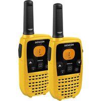 Krótkofalówka SENCOR Walkie Talkie SMR 120 - produkt z kategorii- Radiotelefony i krótkofalówki