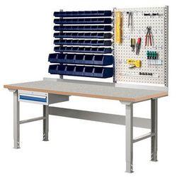 Array Kompletny stół warsztatowy, 800x2000 mm, winyl
