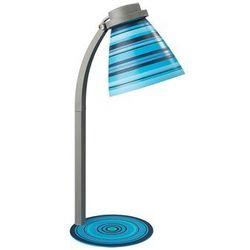 Philips 12923/01/35 - lampa biurkowa ringo 1xe14/40w/230v niebieski marki Massive