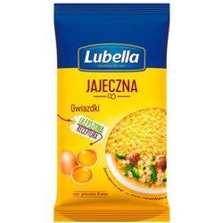 Lubella 250g jajeczna gwiazdki makaron