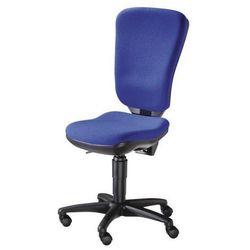 Topstar Obrotowe krzesło biurowe, mechanizm stałego kontaktu i wysokie oparcie, siedzisk