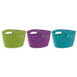 Koszyk Victoria mix kolorów z kategorii Kosze na pranie