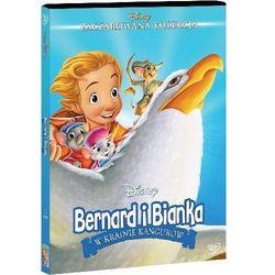 Disney. Zaczarowana kolekcja. Bernard i Bianka w Krainie Kangurów.. DVD - sprawdź w wybranym sklepie