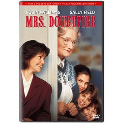 Pani Doubtfire (DVD) - Chris Columbus (5903570101496)