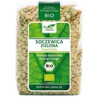 Bio planet : soczewica zielona bio - 400 g