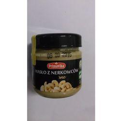 Masło z nerkowców smażone 185g (5900672302004)