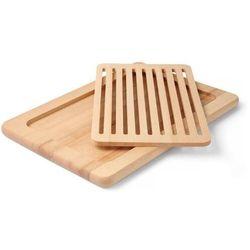 Deska drewniana do chleba marki Hendi