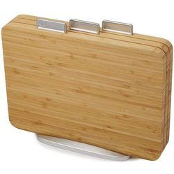 Deski do krojenia w podstawie index bamboo (60141) marki Joseph joseph
