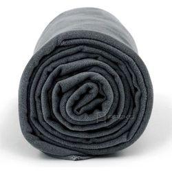 l szybkoschnący ręcznik treningowy - ciemnoszary marki Dr.bacty