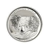 1 uncja srebrna Koala 2017 - Srebrna Moneta (Silver Koala)
