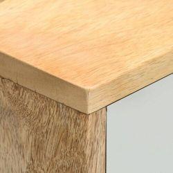 szafka pod tv, 110 x 35 x 48 cm, lite drewno mango marki Vidaxl