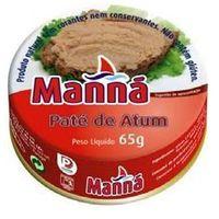 Portugalska pasta z tuńczyka łagodna 65g Manná