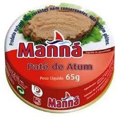 Manná Portugalska pasta z tuńczyka łagodna 65g