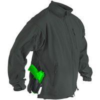 Helikon-tex / polska Kurtka helikon jackal softshell jungle green (bl-jck-fs-27)