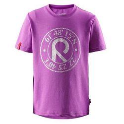 T-shirt szybkoschnący UV REIMA Pomelo różowy (fucshia fun), towar z kategorii: Pozostała moda i styl