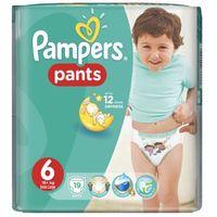 Pampers  pieluchomajtki active baby pants extra large (19 szt.)