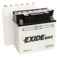 Exide Akumulator motocyklowy  yb16cl-b 19ah 190a