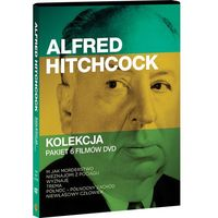 KOLEKCJA ALFREDA HITCHCOCKA (6DVD)