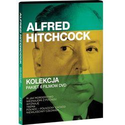 KOLEKCJA ALFREDA HITCHCOCKA (6DVD) z kategorii Pakiety filmowe
