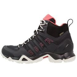 adidas Performance TERREX SWIFT R GTX Buty trekkingowe core black/granit