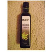 India Cosmetics - Olej konopny 250ml