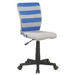 krzesło dziecięce FUEGO niebiesko-popielaty