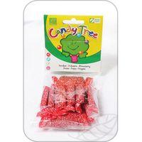 Candy Tree: cukierki truskawkowe BIO - 75 g