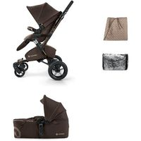 CONCORD Mobility Set Neo Air + Scout 2016 – Walnut brown ()