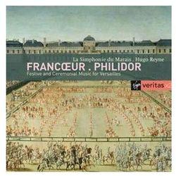 Francoeur, Philidor: Festive And Ceremonial Music For Versailles - Francois Francoeur, towar z kategorii: Muzy