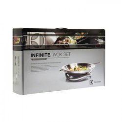 - wok na indukcję infi-wok wyprodukowany przez Electrolux