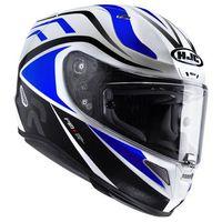 KASK HJC R-PHA-11 VERMO BLACK/WHITE/BLUE