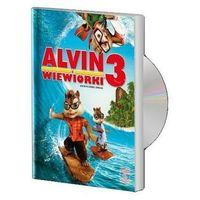 Alvin i wiewiórki 3 (DVD) - Mike Mitchell (5903570150869)