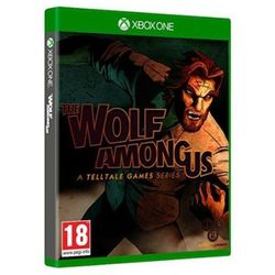The Wolf Among Us - produkt z kat. gry Xbox One