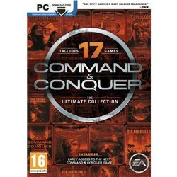Command & Conquer The Ultimate Collection, gra komputerowa