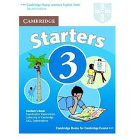 Cambridge Young Learners English Tests Starters 3 Student's Book (Cambridge University Press)
