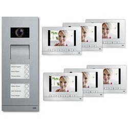 ABB Zestaw wideodomofonowy (83122/6-660-500) 83122/6-660-500 - Rabaty za ilości. Szybka wysyłka. Profesjonalna pomoc techniczna.
