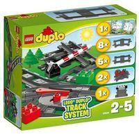 Lego DUPLO Tory kolejowe 10506