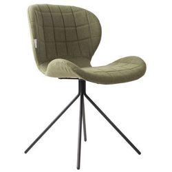 Zuiver Krzesło OMG zielone 1100172, 1100172