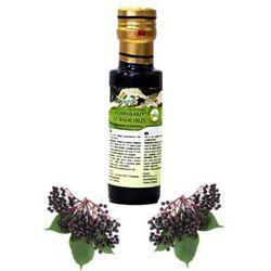 Olej z nasion bzu czarnego BIO 100ml z kategorii Oleje, oliwy i octy