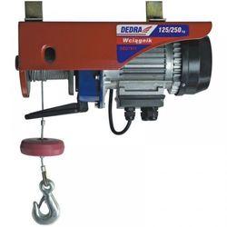 Wciągarka elektryczna DEDRA DED7913 1000 Watt + DARMOWY TRANSPORT! (5902628791306)