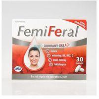 FemiFeral, kaps., 30 szt (Witaminy ciążowe)