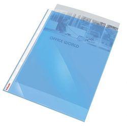 Koszulka krystaliczna  a4/10szt. niebieska 55mic. (folia), marki Esselte